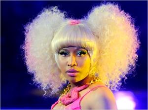 Nicki Minaj is in Another Feud