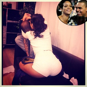 Rihanna and Chris Brown Might Have a Baby