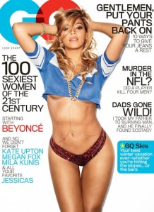 Beyonce Looking Hot on the Cover of GQ