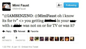 Mimi Faust and Benzino Beef (3)
