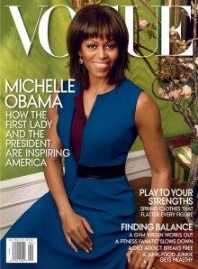 Michelle Obama Covers Vogue (3)