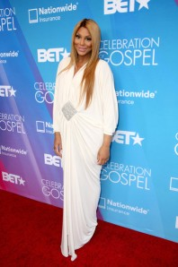Tamar Braxton Does Pregnancy Right
