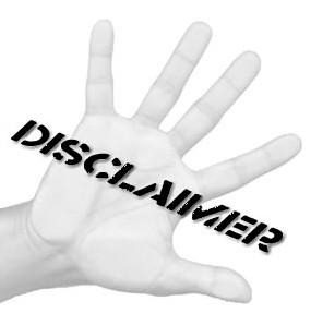 V Place Disclaimer