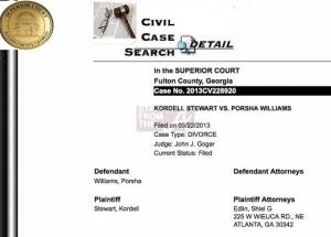 Whelp, Looks Like Kordell Stewart and Porsha Stewart Are Getting A Divorce