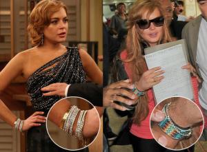 Breaking News - Lindsay Lohan is a Klepto