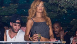 Rihanna's Diamonds World Tour After Party