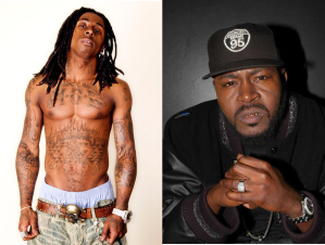 Lil Wayne and Trick Daddy are Fighting